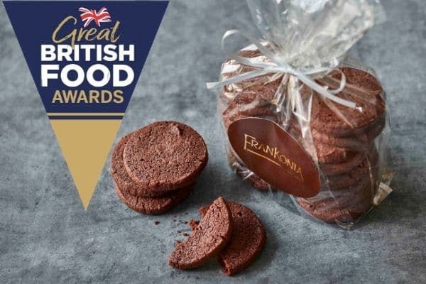 Award winning Coco Butter Shortbread Biscuits