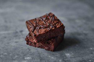 2 Frankonia Chocolate Brownies